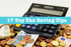 17 Tax Saving Tips You Must Know