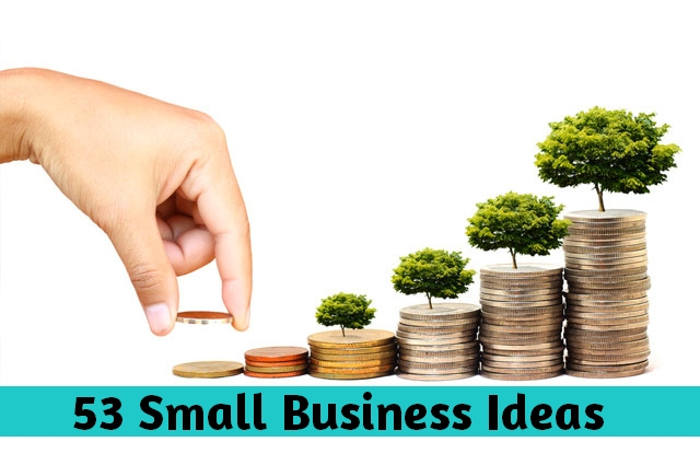 53 best small business ideas with low investment