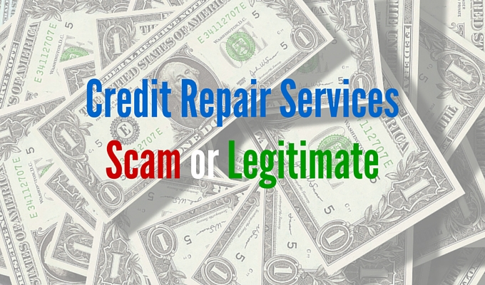 Ways credit repair companies can scam you