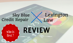 SKY BLUE CREDIT REPAIR VS LEXINGTON LAW: Which Is Best?